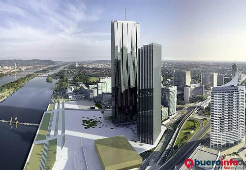 Büros zu vermieten in Donau City Towers 2